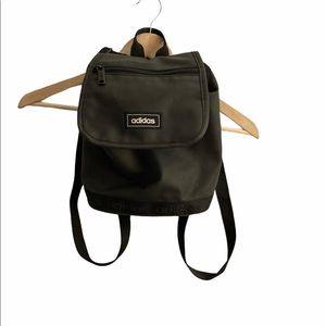 Adidas Black Mini Backpack